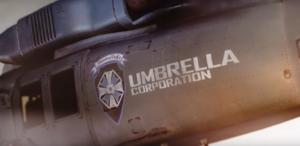 Resident Evil 7 Umbrella Corportion
