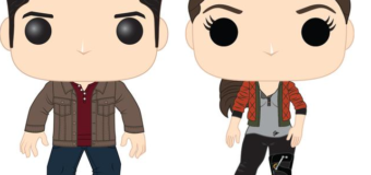 "Funko Pop! Reveals Whitewashed Figures For ""Teen Wolf"" and ""The 100"" Characters"