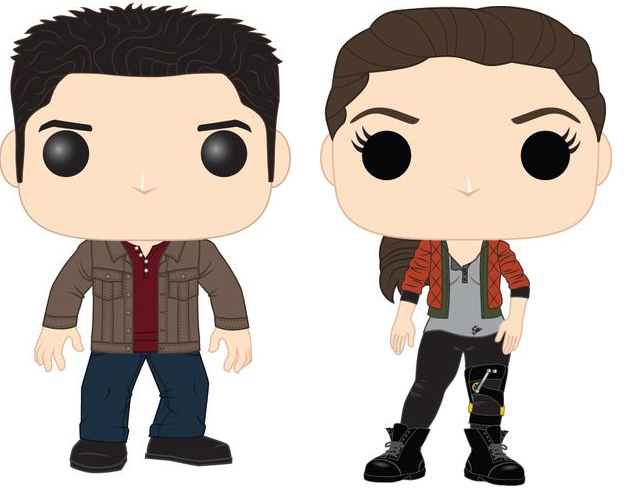 Teen Wolf The 100 Funko Pop 2017