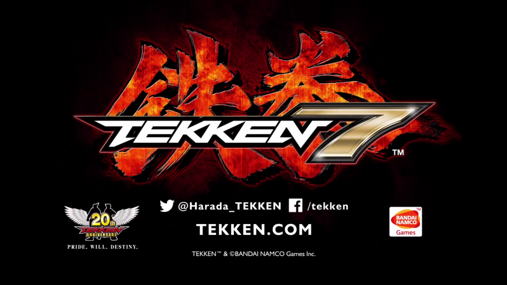 Tekken 7 game home console release date