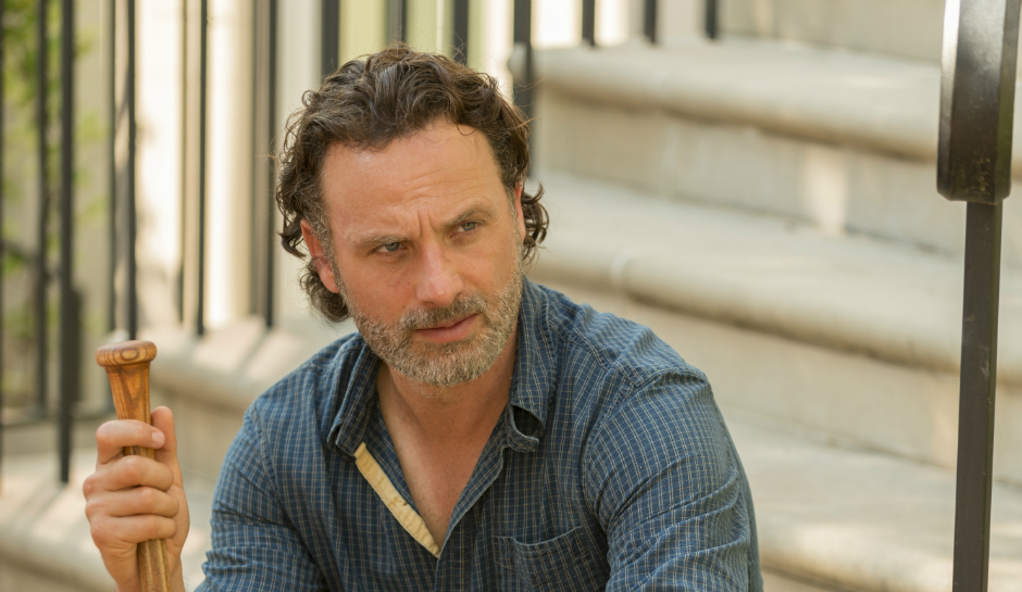 The Walking Dead Rick Grimes Season 7