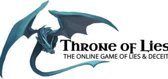 """Multiplayer 3D Game """"Throne of Lies"""" Raising Funds Through Kickstarter!"""
