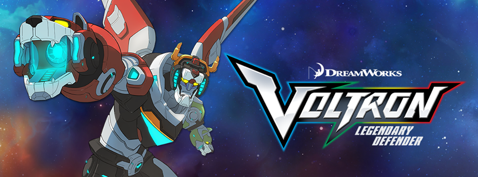 Voltron Legendary Defender Netflix