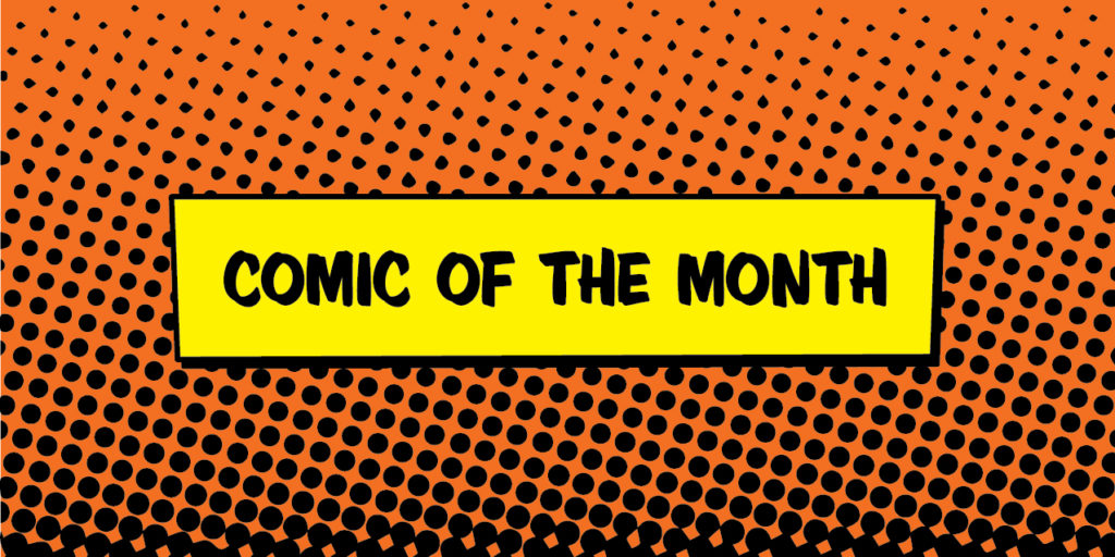 comic of the month club interview