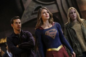 Supergirl Lives, Supergirl, Mon-El, Izzie