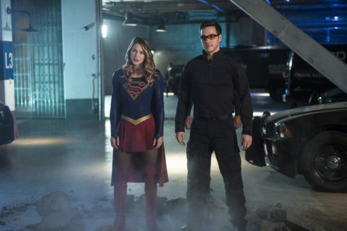 Supergirl, We Can Be Heroes, Kara & Mon-El