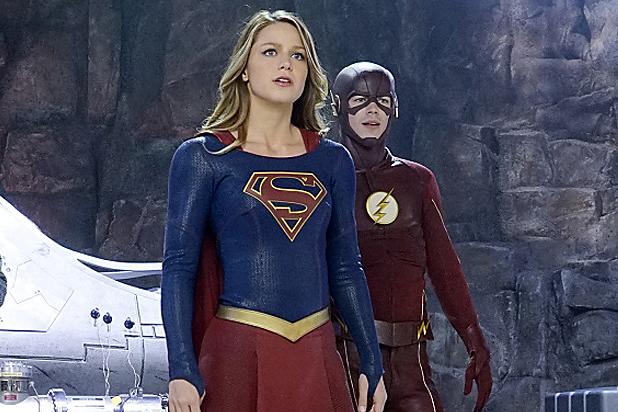 flash supergirl musical