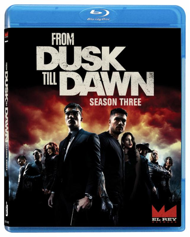 From Dusk Till Dawn Season 3 Blu ray DVD release date