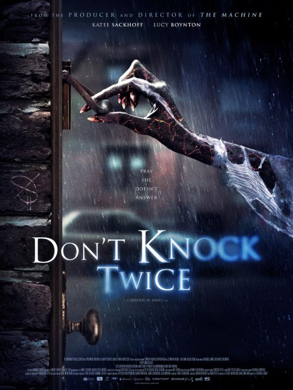 Don't Knock Twice Film Poster