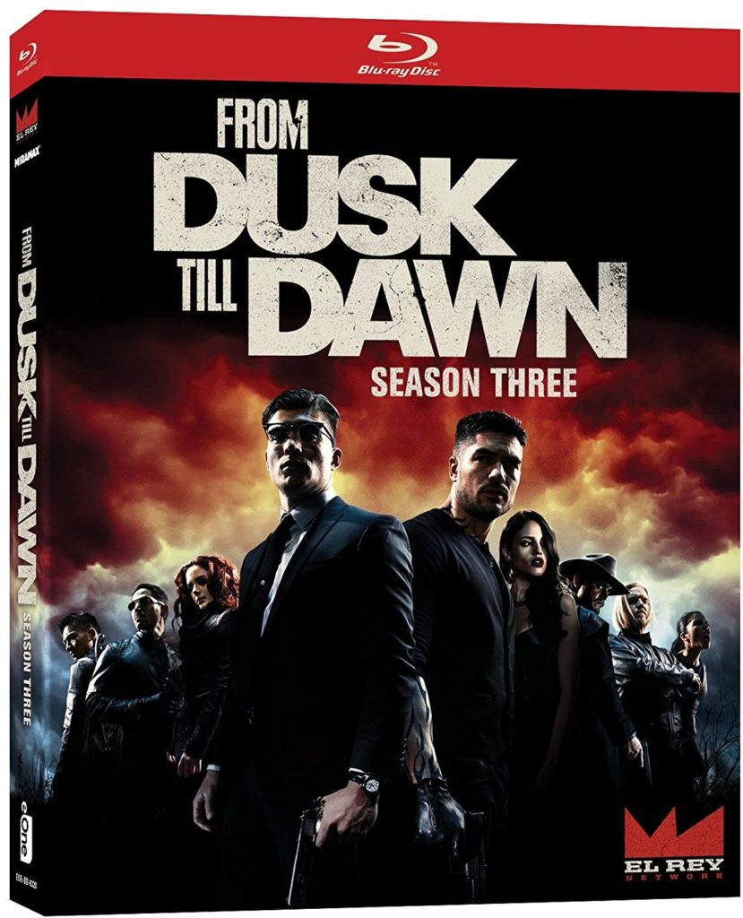 From Dusk Till Dawn Season 3 Blu ray Review