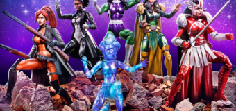 """Geekiary News Briefs! Fox """"X-Men"""" Pilot Casts Blink, New Hasbro Toys, """"Rogue One"""" Release and More!"""