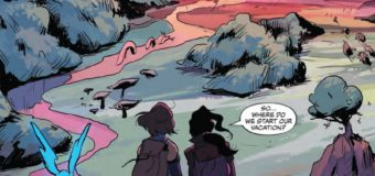 """The Legend of Korra: Turf Wars"" Preview Shows Korra and Asami on a Date!"