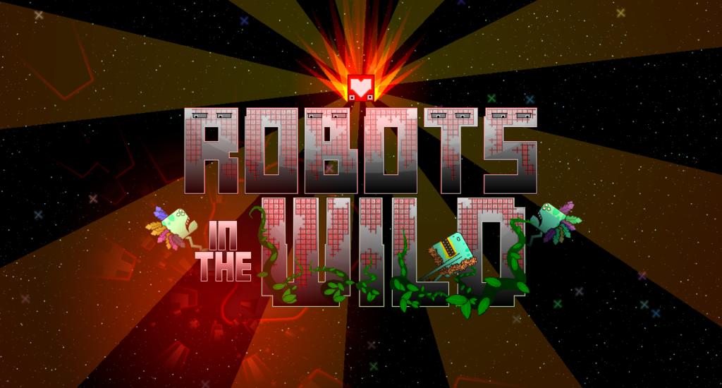Robots in the Wild Heatbox Games Steam
