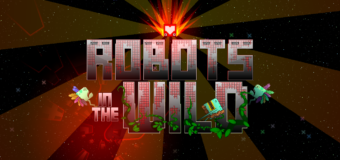 "Tetris-Inspired Action Puzzle Game ""Robots in the Wild"" Coming to Steam Early Access!"