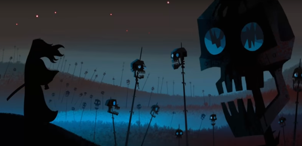 Samurai Jack fifth season adult Swim