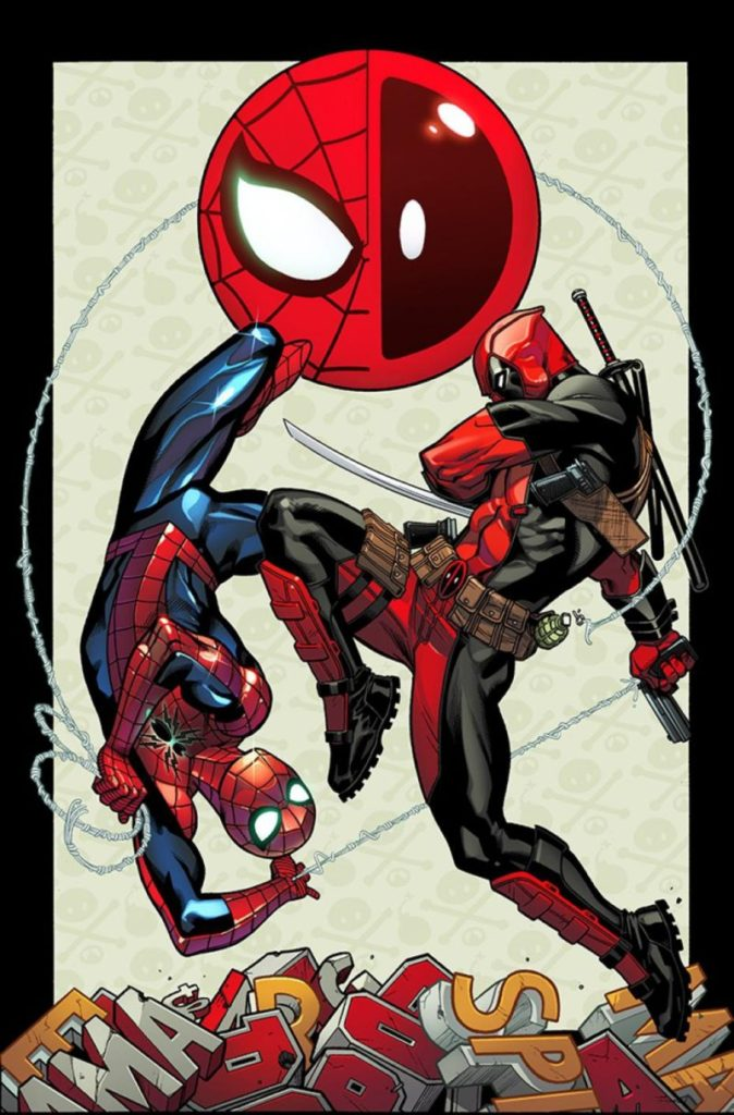 Spider-Man/Deadpool Vol 1: Isn't It Bromatic