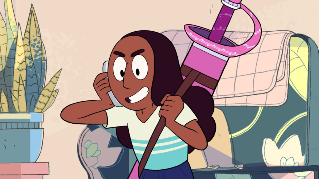 The New Crystal Gems Steven Universe Connie