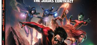 """Teen Titans: The Judas Contract"" Gets 18th April 2017 Release Date!"