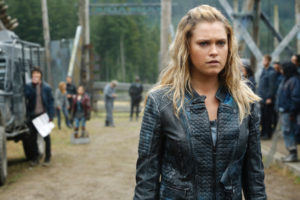 A Lie Guarded The 100 Clarke Griffin