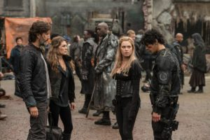Echoes, group, The 100