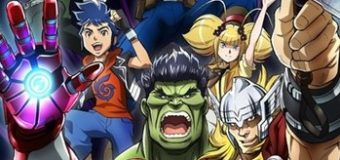 """Marvel Future Avengers"" Anime Series to Debut This Summer!"