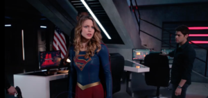 Supergirl, the Martian Chronicles