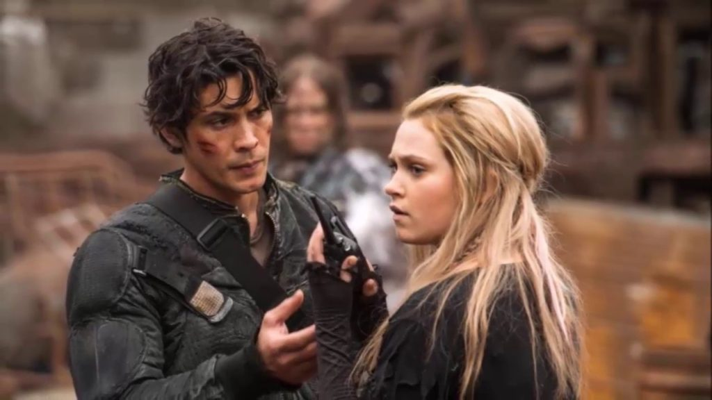 The 100, Echoes, Bellamy & Clarke