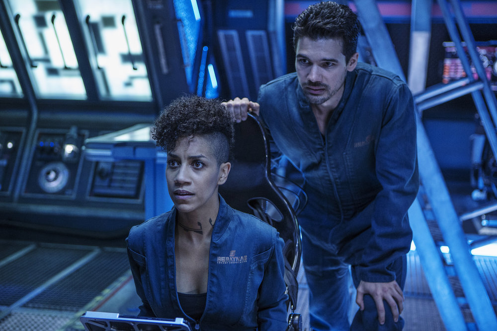 The Expanse, Home, Naomi & Holden