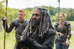 New Best Friends The Walking Dead King Ezekiel