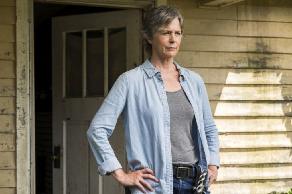 New Best Friends The Walking Dead Carol Peletier