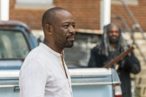 New Best Friends The Walking Dead Morgan Jones