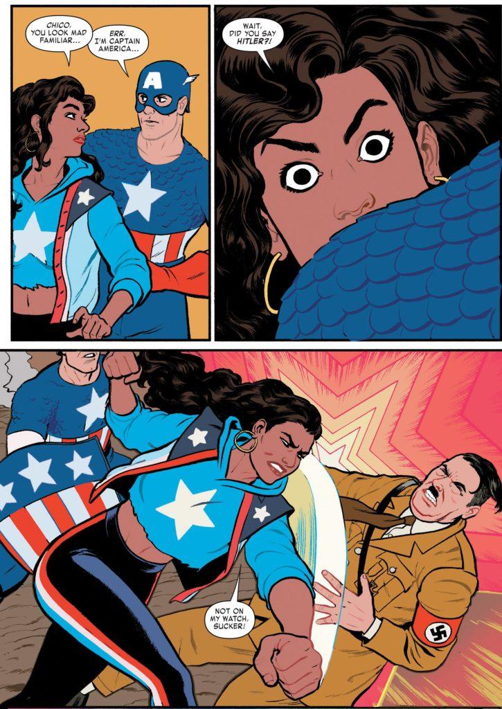 America Chavez Issue 1 Marvel