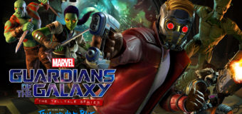 Marvel's Guardians of the Galaxy: The Telltale Series Gets a Trailer and Release Date