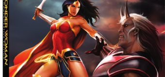 "Warner Bros. Home Entertainment To Release ""Wonder Woman: Commemorative Edition"" This May"