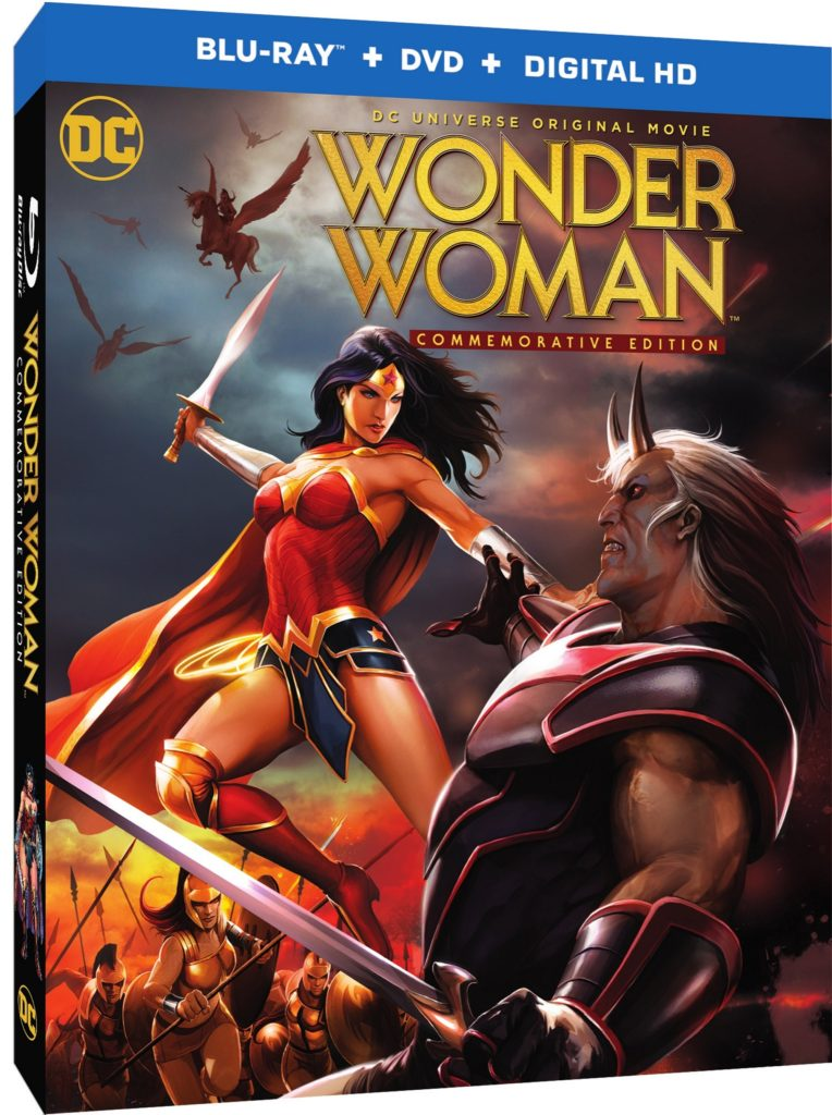 Wonder Woman Commemorative Edition Warner Bros