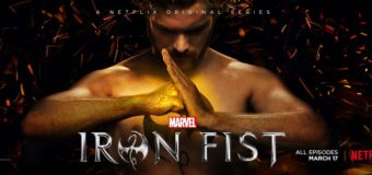 "Finn Jones' Response to Why Critics Don't Like Netflix's ""Iron Fist"" Makes No Sense"