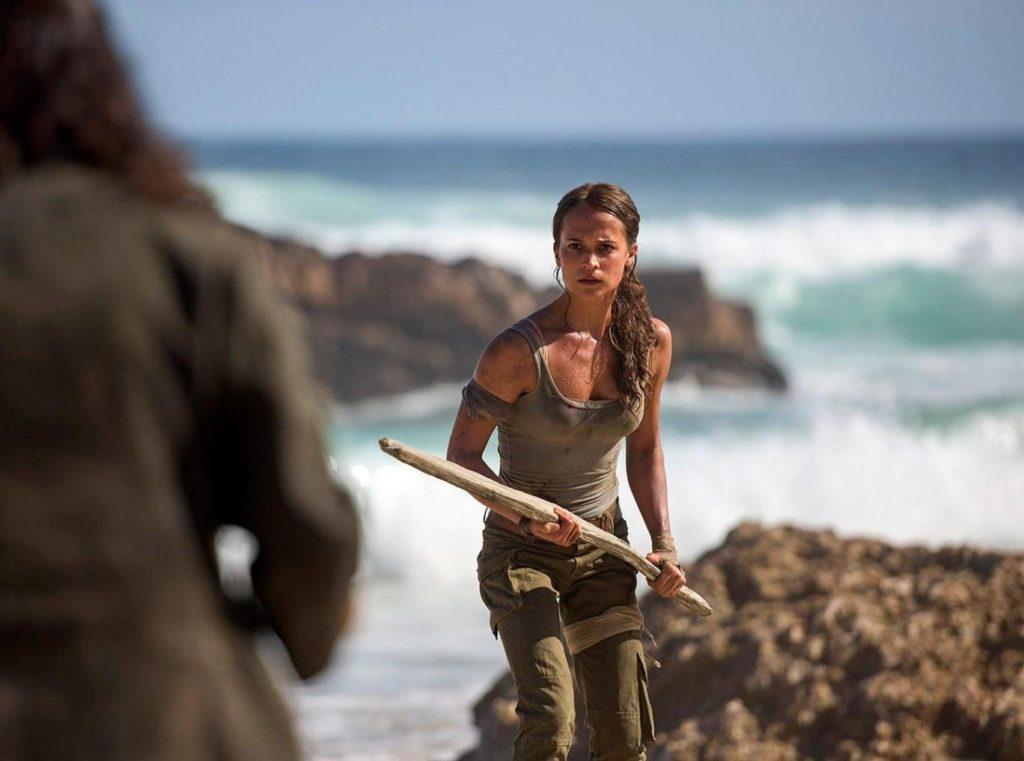 Tomb Raider Alicia Vikander Tomb Raider