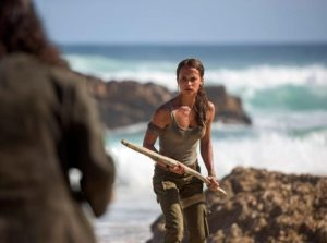 Tomb Raider Alicia Vikander Tomb Raider indiana joan