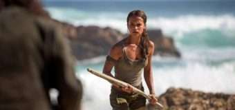 Warner Bros. Releases First-Look and Plot Details for Tomb Raider Reboot