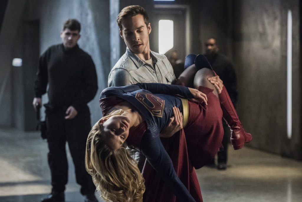 Supergirl Star-Crossed Mon-El & Kara