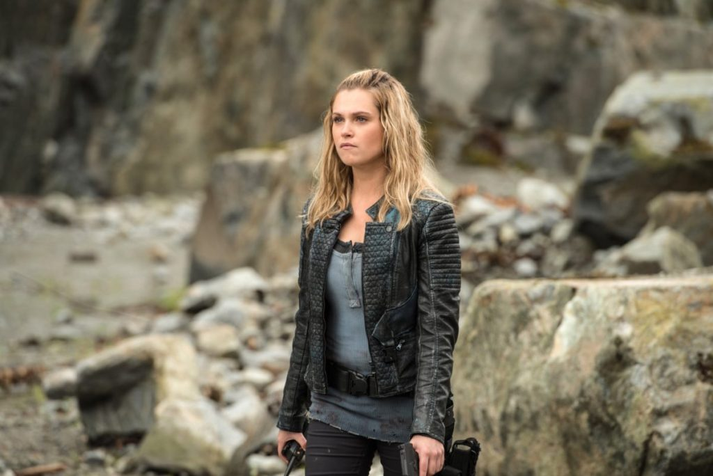 The 100, The Tinder Box, Clarke