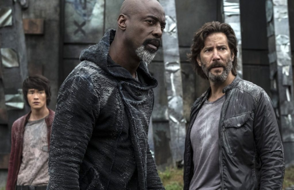 The 100, We Will Rise, Jaha & Kane