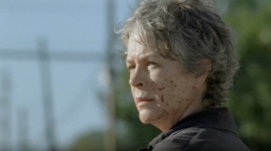 Bury Me Here The Walking Dead Carol Peletier