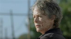 Bury Me Here The Walking Dead Carol Peletier