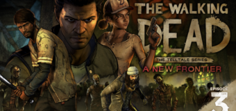 "The Walking Dead: The Telltale Series ""A New Frontier"" Episode 3 ""Above The Law"" Launch Trailer"