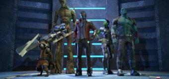 "First Look at ""Marvel's Guardians of the Galaxy The Telltale Series"" Released!"