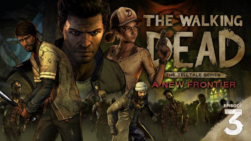 The walking dead telltale a new frontier above the law