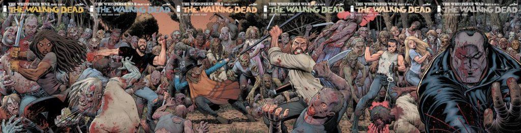 Whisperer War Walking Dead Volume 27
