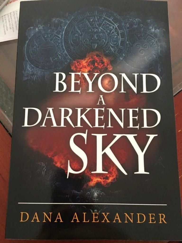 The Three Keys Dana Alexander Beyond the Darkened Sky