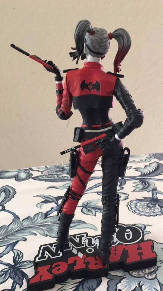 Harley Quinn Injustice 2 statue review